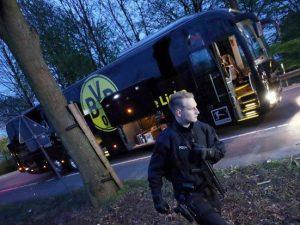 """Attentato Dortmund, arrestato 28enne: """"Aveva puntato sulla morte dei calciatori per arricchirsi"""""""
