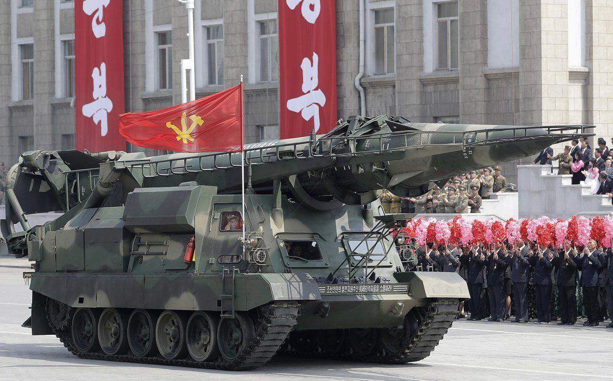 Il missile a medio raggio Musudan