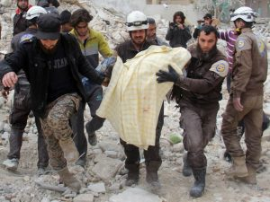 Strage di bambini in Siria, è un attacco chimico: cos'è il gas Sarin