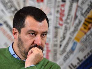 "Salvini: ""Gas sui bimbi in Siria? Una bufala. Trump sbaglia, l'Isis intanto esulta"""