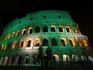 Colosseo, arriva il concerto del Natale di Roma con il coro dell'università di Cambridge