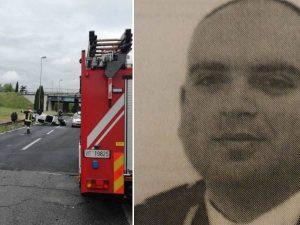 Pistoia, carabiniere muore a 39 anni in un incidente stradale