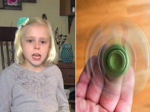 """Questa bambina ha perso un dente con il Fidget Spinner. La madre: """"Danni per 2mila dollari"""""""
