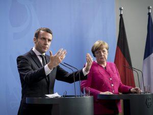 Accordo Francia Germania su eurobudget: fondi Ue solo a chi