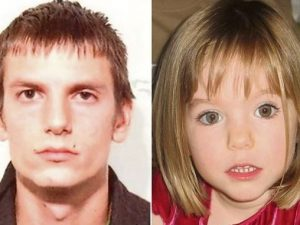 """""""Ho stuprato e ucciso Maddie Mccann"""", la confessione del pedofilo che prende in giro la polizia"""