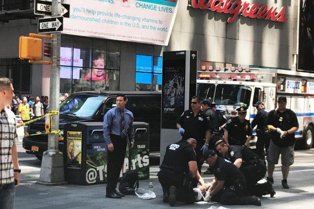 """Polizia parla di incidente: """"Autista probabilmente sotto effetto di droghe"""""""
