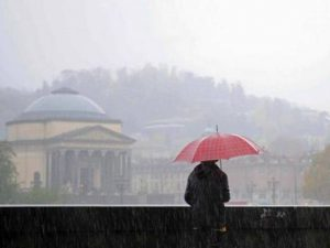 Meteo: ancora 48 ore di pioggia sul Belpaese