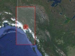 Canada, doppio terremoto: due scosse fortissime di magnitudo 6.3 e 6.2