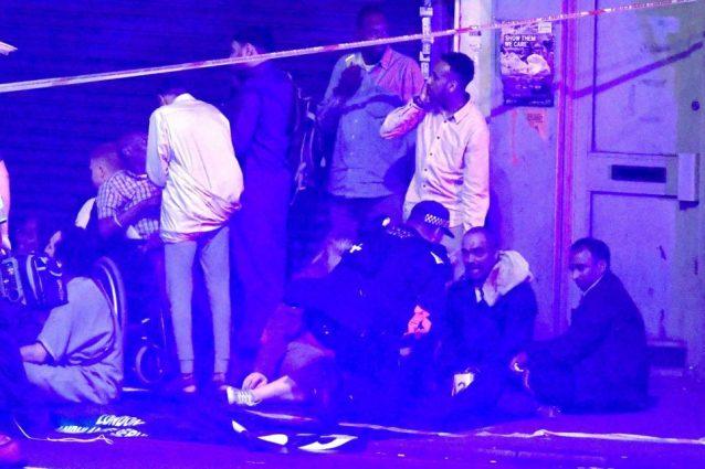Imam della moschea ha evitato linciaggio dell'autista del van arrestato