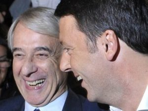 La solitudine di Matteo Renzi