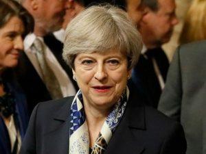 """Brexit    la premier britannica Theresa May    """"Stop a libera circolazione delle persone"""""""