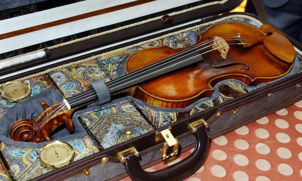"""Il celebre """"cannone"""" di Paganini"""