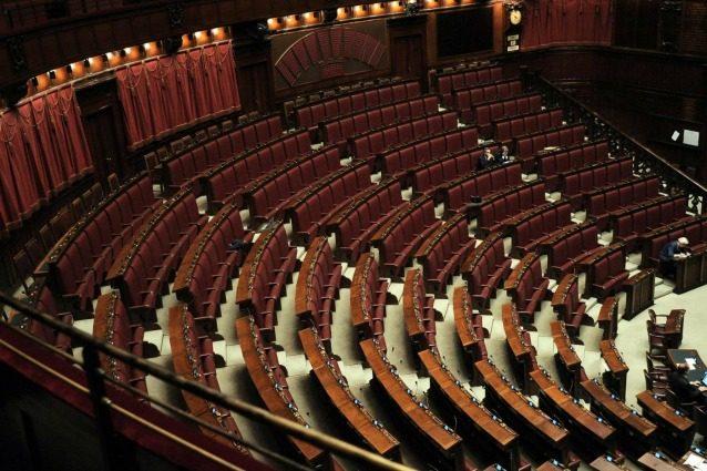 Parlamentari al lavoro record di assenze per quelli di for Deputati di forza italia