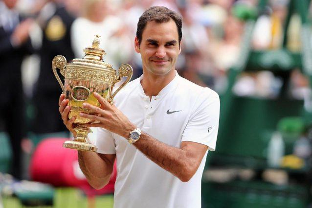 Wimbledon: l'ottava meraviglia di Roger Federer
