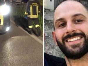 Si schianta in moto e muore a 27 anni ma nessuno se ne accorge: Andrea ritrovato ore dopo