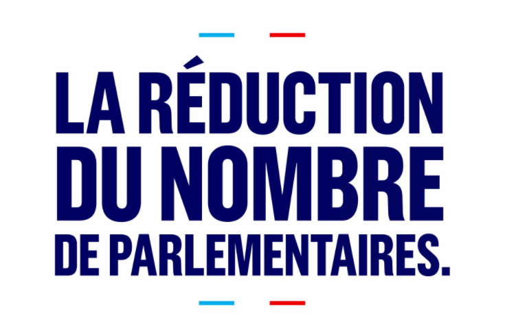 Basta un oui macron propone la riduzione dei parlamentari for Numero parlamentari pd