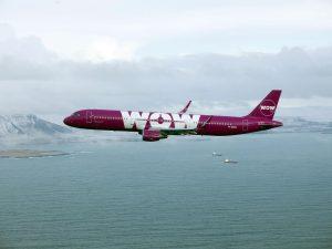 """L'annuncio del fondatore di Wow Air: """"Pagheremo i nostri passeggeri per volare"""""""