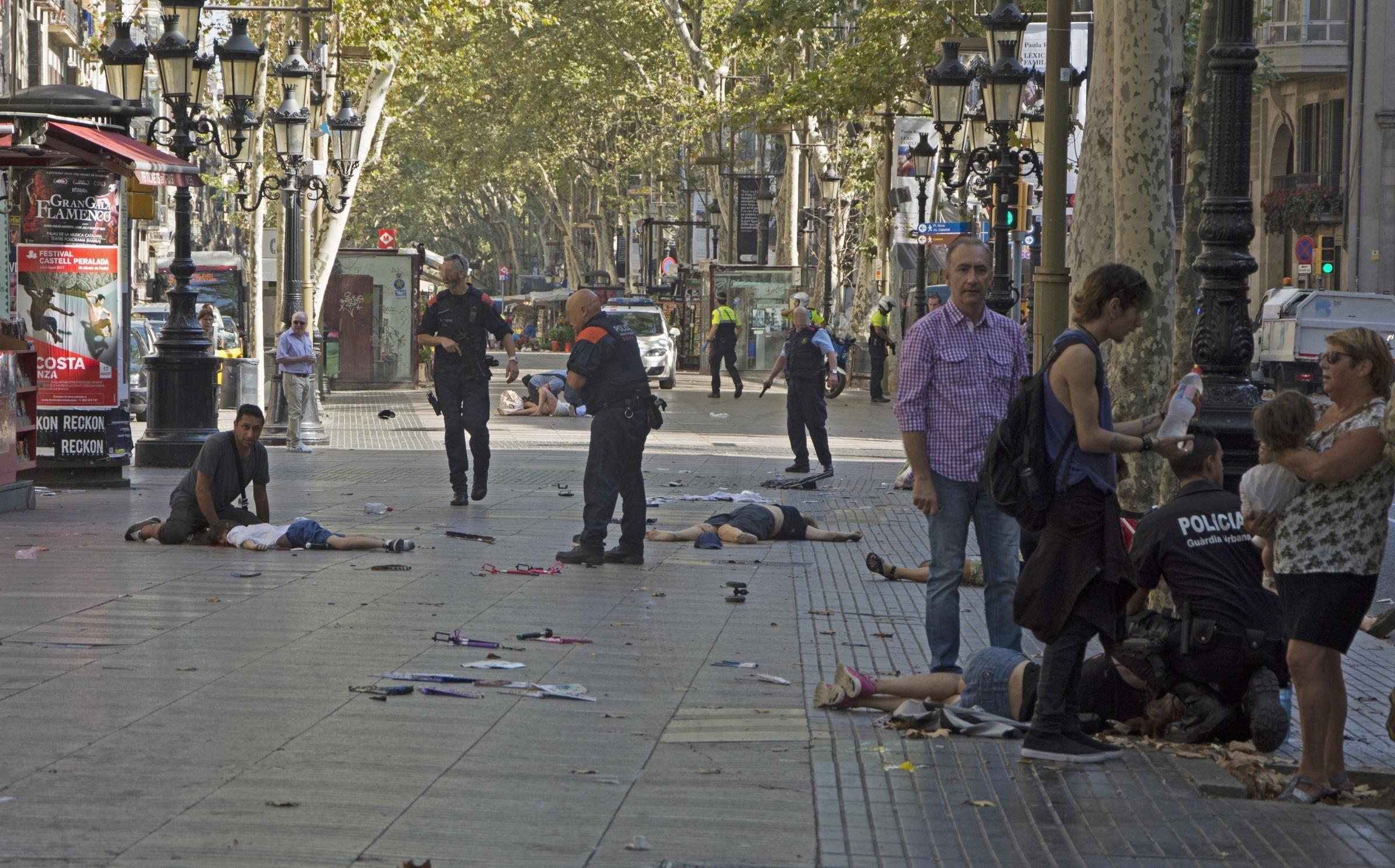 Barcellona, la comunità di Legnano dopo la morte di Bruno