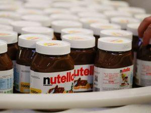 Germania, rubato un camion frigorifero con 20 tonnellate di Nutella e ovetti Kinder