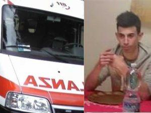 Vicenza: si schianta in moto contro un palo, Luca muore a 19 anni