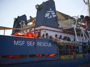 """Msf contro la missione navale dell'Italia: """"Migranti che restano in Libia sono condannati"""""""