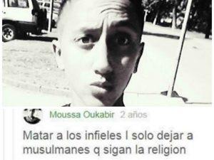 Attentato Barcellona, chi è Moussa Oukabir, il presunto conducente del furgone killer