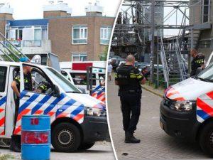 Rotterdam, escluso terrorismo: autista van era un meccanico ubriaco: due arresti