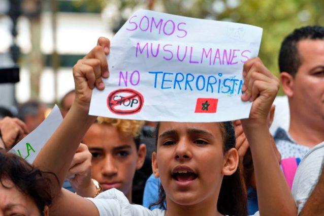 siamo musulmani non terroristi