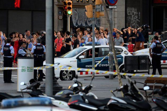 I terroristi stavano preparando un attacco dinamitardo con 120 bombole di gas