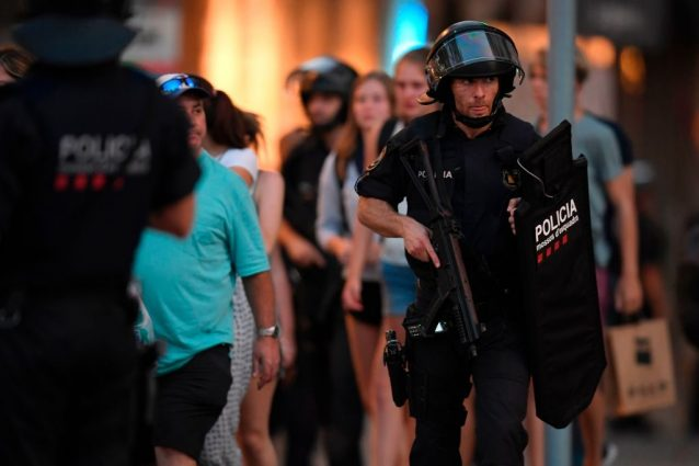 Arrestato un altro presunto autore dell'attentato di Barcellona