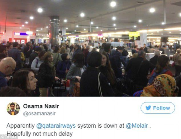 Caos negli aeroporti in tutto il mondo, in tilt sistema check-in