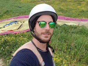 Palermo: si lancia con il parapendio ma scompare, Antonino trovato morto a 34 anni