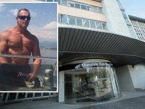 Culturista e bagnino, Paolo muore a 49 anni dopo un intervento al cuore