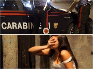 Stupro delle studentesse a Firenze |  uno dei due carabinieri accusato di violenza
