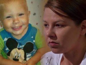"""""""Mamma sto per morire"""" la madre racconta l'ultima tragica telefonata del figlio di 3 anni"""