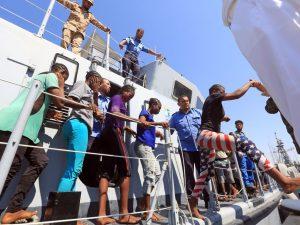Migranti, le loro condizioni di salute sono simili a quelle degli italiani