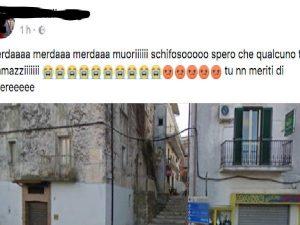 """Foggia, spari in faccia ad una 15enne. La madre su FB: """"Lurido bastardo, spero che ti ammazzi"""""""