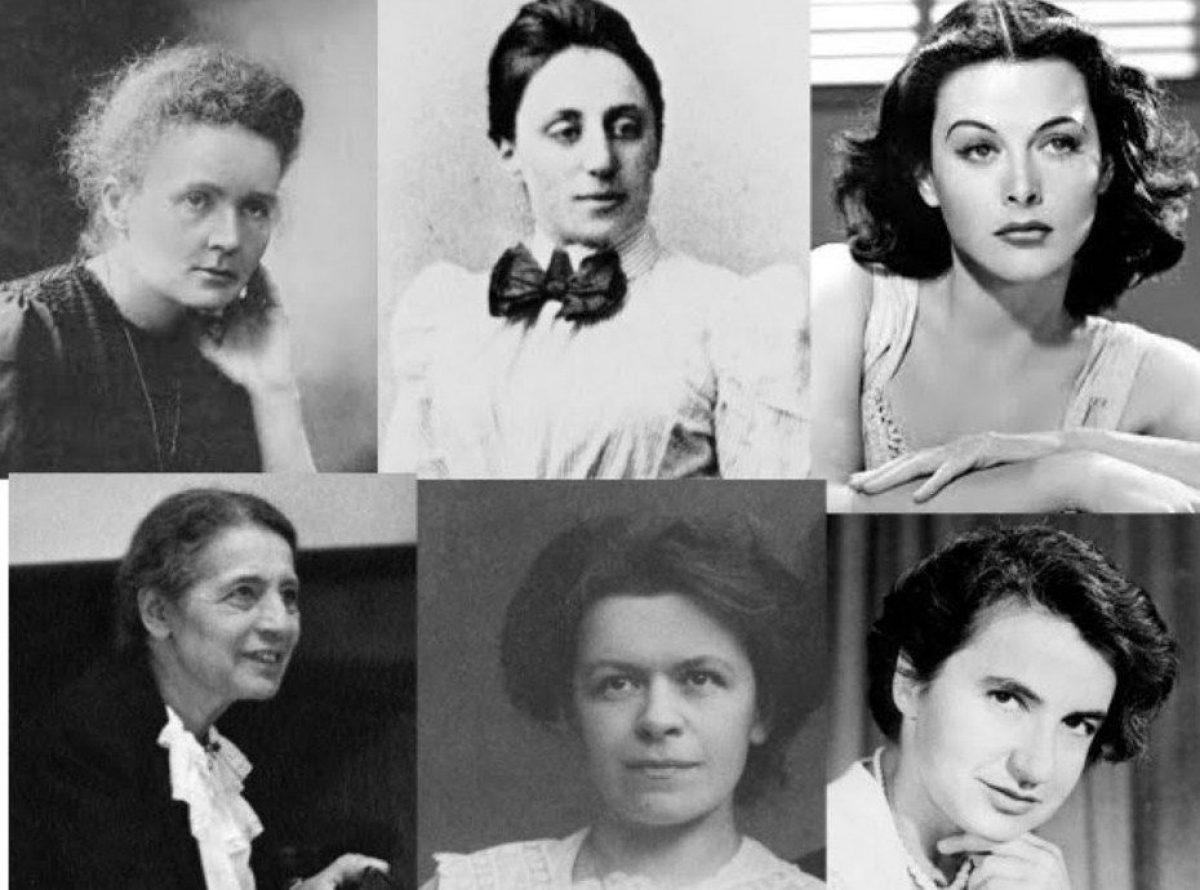 Da Marie Curie a Hedy Lamarr: sei donne che hanno cambiato il mondo, in un  libro