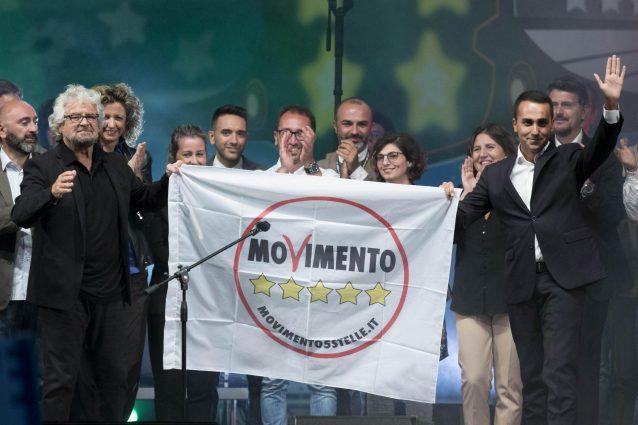 """Di Maio, il primo discorso da candidato premier: """"Non devo cambiare M5S, devo cambiare il Paese"""""""