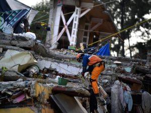 Terremoto, registrata nuova forte scossa a Città del Messico