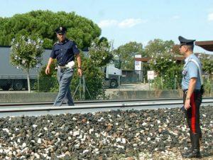 Rimini, prostituta muore travolta da un treno: non escluso che si tratti di omicidio