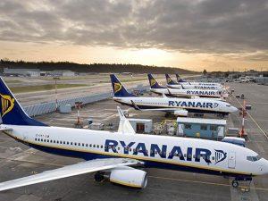 Sciopero Ryanair 25 e 26 luglio: 600 voli cancellati e disag