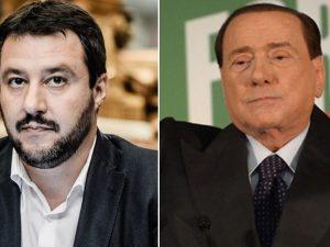 """Berlusconi fa un passo indietro: """"Nostro leader sempre Salvi"""