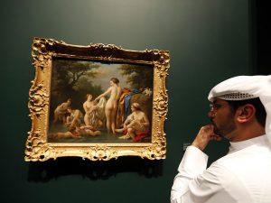 Van Gogh e Leonardo da Vinci nel deserto, apre il Louvre di Abu Dhabi