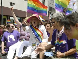 Morta Edith Windsor: grazie a lei negli USA si possono celebrare i matrimoni gay