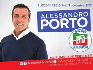Sicilia, voltafaccia del candidato Pd: nei manifesti stessa foto ma simbolo di Forza Italia