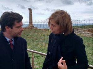 """Ora il soprintendente ci ripensa: revocato """"l'editto"""" contro l'archeologa di Capo Colonna"""
