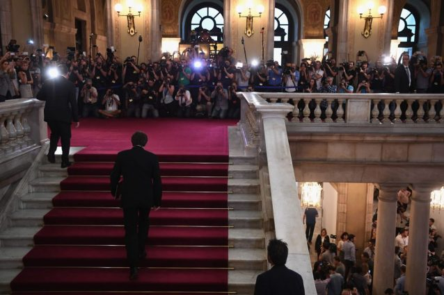 Catalogna verso l'indipendenza: lo spettro dell'articolo 155