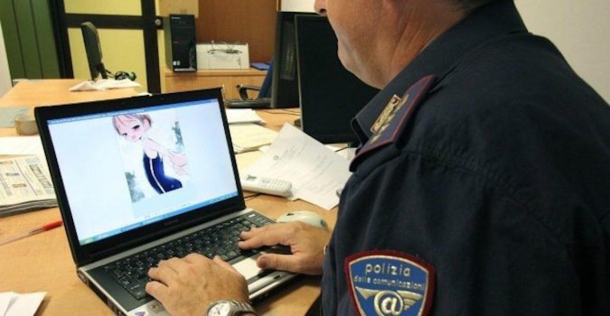 poliziotti video di sesso