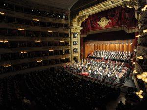 Milano, alla Scala il requiem per Gioacchino Rossini voluto dall'amico Giuseppe Verdi